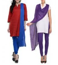LEGGING DUPATTA SET